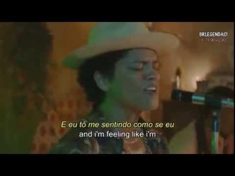 Bruno Mars - Gorilla (Official Video) Legendado (Lyrics On Screen)