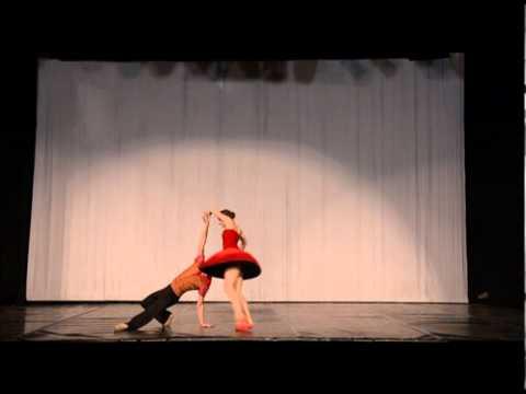 Spanish Way en el preestreno del Ballet