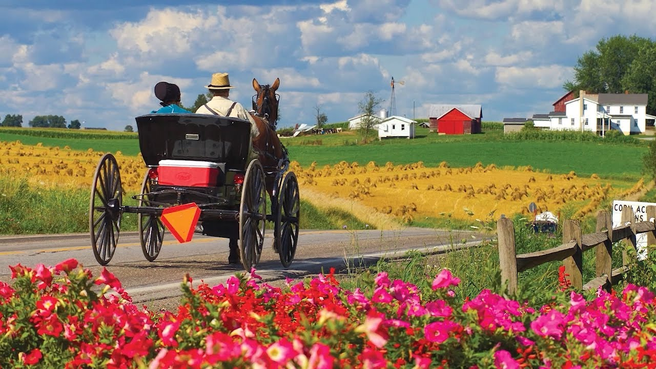Amish Country - 07-12-2020