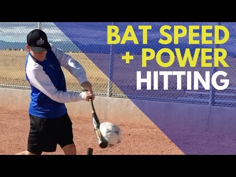 BEST Exercises to Improve Bat Speed And Power | Baseball Hitting Drills