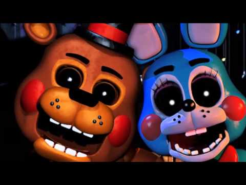 Mituri si Legende - Five Night's At Freddy's 2 [Ep.4] [Toy Bonnie si fata lui]
