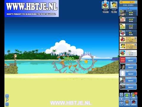 Angry Birds Friends Tournament Level 4 Week 63 (tournament 4) no power-ups