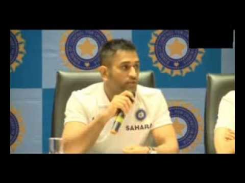 INDIA VS SOUTH AFRICA-2013 OVERSEAS TOUR REVIEW BY MS DHONI