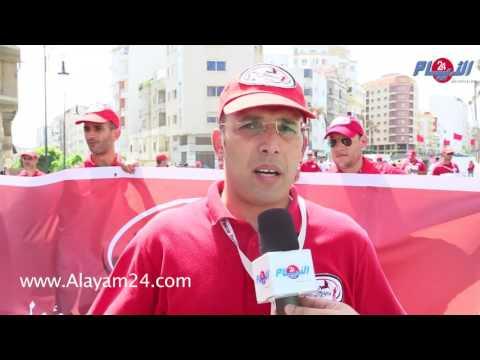 نساء و رجال و أطفال المغرب والعالم لإنقاد المناخ
