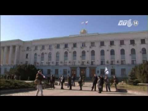 VTC14_Crimea xem xét đổi giờ theo giờ Moscow