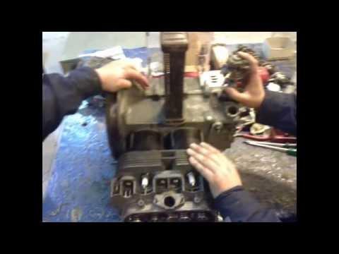 reparacion de motor volkswagen escarabajo