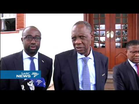 VIDEO : South Africa government refutes Hayatou endorsement claims for CAF Presidential Election