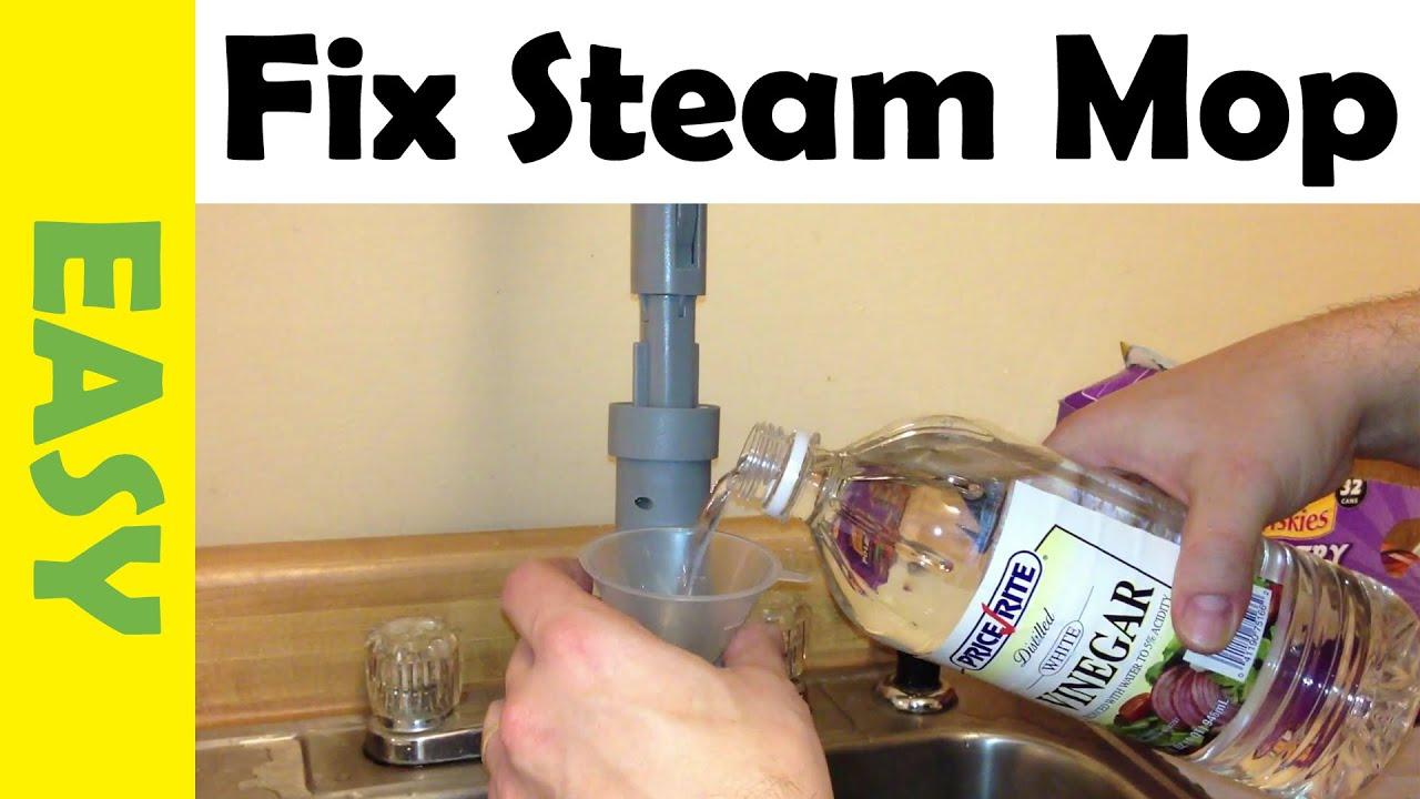Solved How To Fix A Broken Shark Steam Mop Youtube