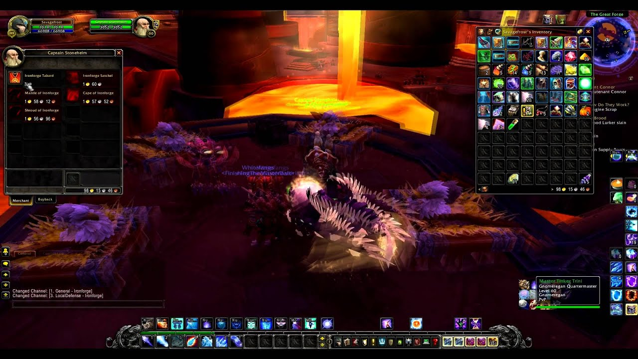 World of Warcraft - [Sea Turtle] Drop - YouTube