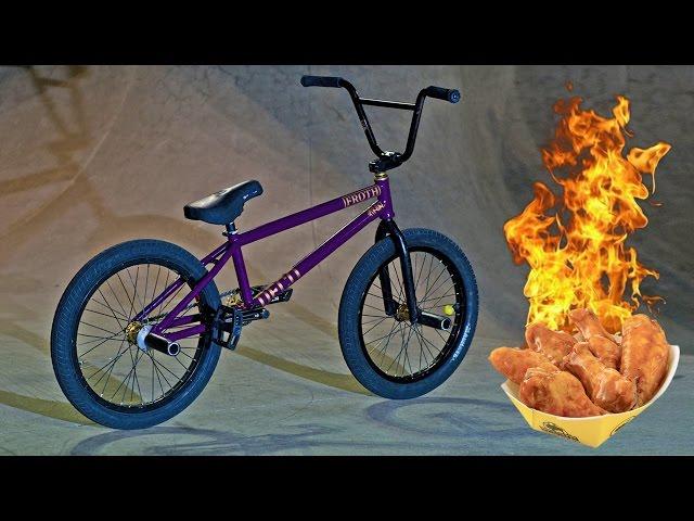 Adam LZ Blazin Bike Check 2014