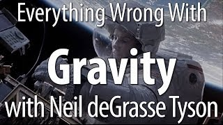 Neil deGrasse Tyson Exposes Everything Wrong with Gravity