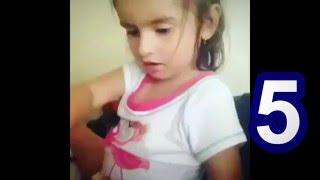 Top 5 de las niñas más graciosas de Youtube