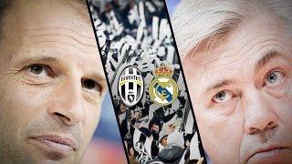 Juventus-Real Madrid, la vigilia - The build-up