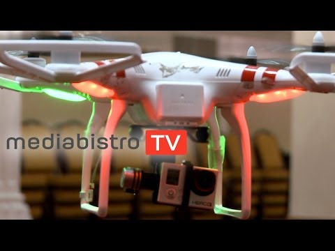 Drones are a Disruptive Technology in Newsgathering