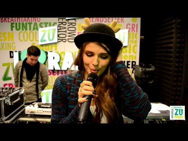 Brighi - Te am iubit (Live la Radio ZU)