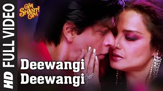 Deewangi Deewangi Full Video Song (HD) Om Shanti Om
