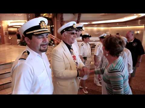 Love Boat Captain Cruises Down Under Again