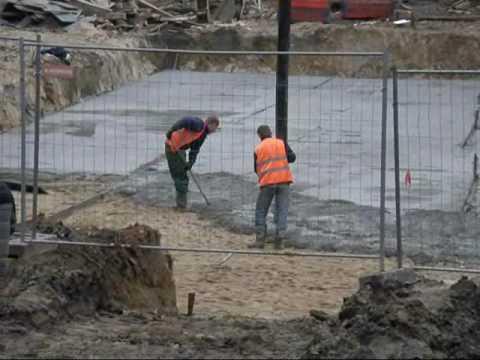 budowa fontanny zieleniec im. Janiny Szczerskiej w Szczecinie