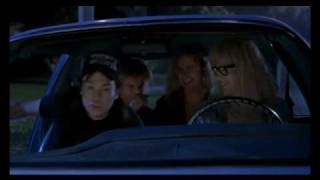 Movie Scene Wayne's World Bohemian Rhapsody