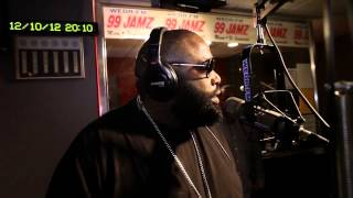 Rick Ross Addresses Beef With GD's!!