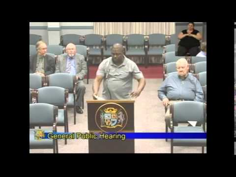 9th Mayor and City Council Meeting - April 14, 2014