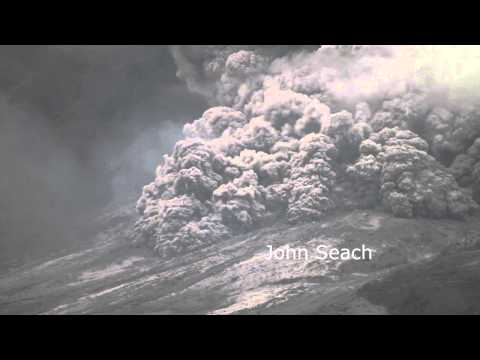 Spectacular Sinabung eruption 2014