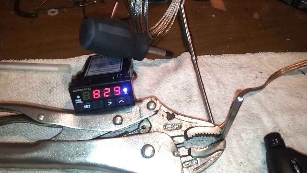 40 super hot egt gauge