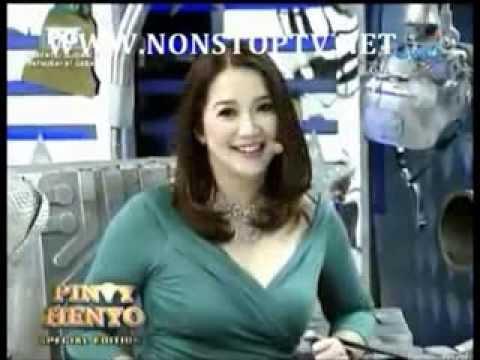 Kris Aquino plays Pinoy Henyo with Vic Sotto