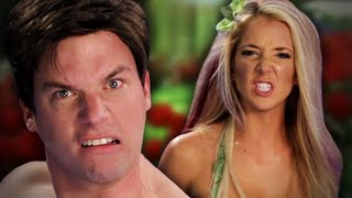 Adam vs Eve. Epic Rap Battles of History.
