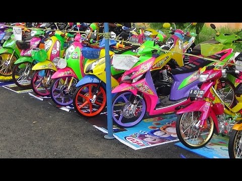 kontes modifikasi, Thailook, Street Racing, Ceper, fhasion daily,  BOP