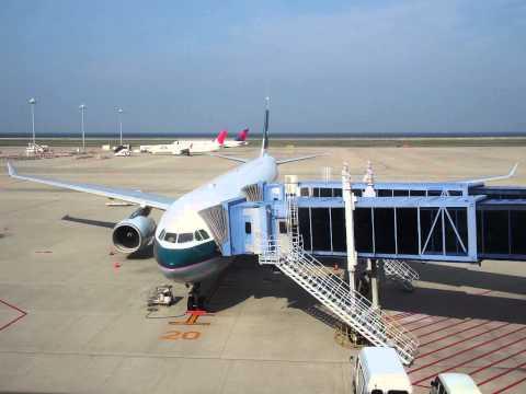 2013/10/19 キャセイパシフィック航空 532便 / Cathay Pacific Airways 532