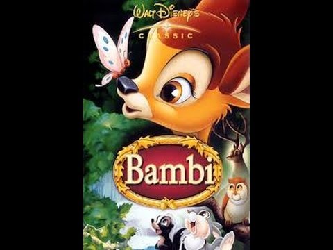 Bambi (1942) Full Movie