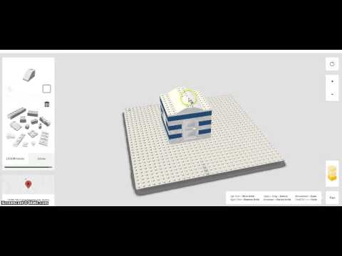 Build With Chrome - LEGO House