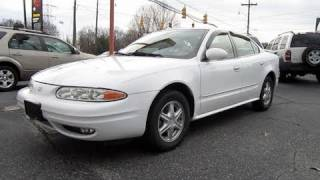 2002 Oldsmobile Alero GL Start Up, Engine, and In Depth Tour