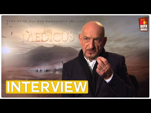 Der Medicus - The Physician | Ben Kingsley EXCLUSIVE Interview (2013)