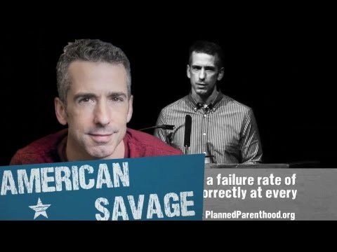 Will Male Birth Control Be Effective | Dan Savage: American Savage | TakePart TV