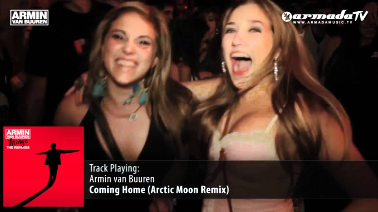 Armin van Buuren - Coming Home (Arctic Moon Remix)