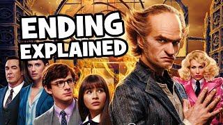 A Series of Unfortunate Events Season 3 ENDING, Sugar Bowl & VFD EXPLAINED