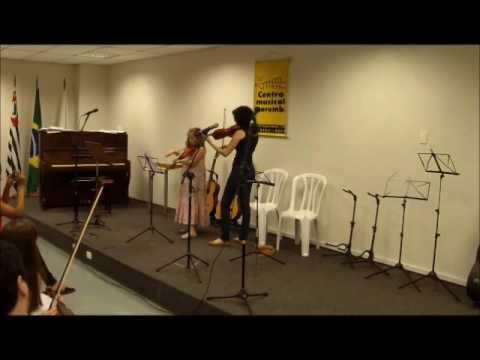 Harpa Cristã – Buscai Primeiro | Maria Valentina e Gisele Borba
