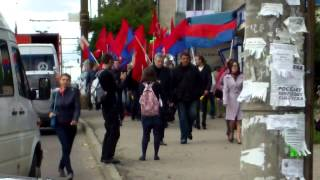 Revoluția de la Moldova 1 a încăput în troleibuz