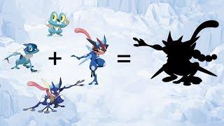 Requests #57 - Amazing Pokemon Fusion: Froakie + Frogadier + Greninja + Ash-Greninja