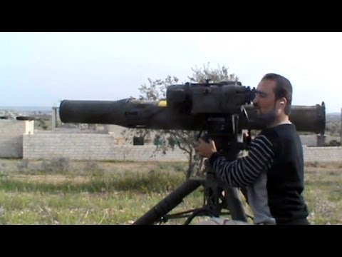 US secretly sending anti-tank weapons to Syrian rebels - reports