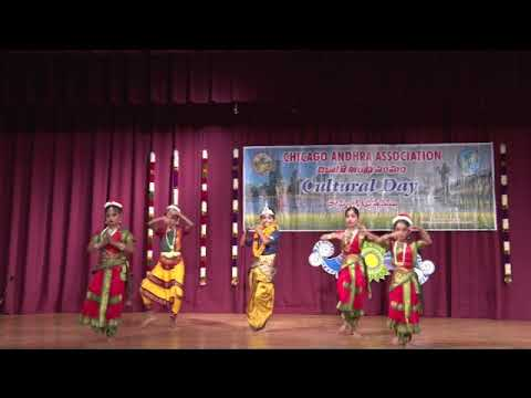 """CAA - 2017 AP Cultural Festival - Oct 14th 2017 - Item-10 """"Annamacharya Keertanalu"""""""
