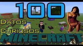 Minecraft: 100 datos curiosos
