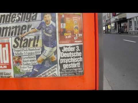 Clip Blöd-Zeitung: