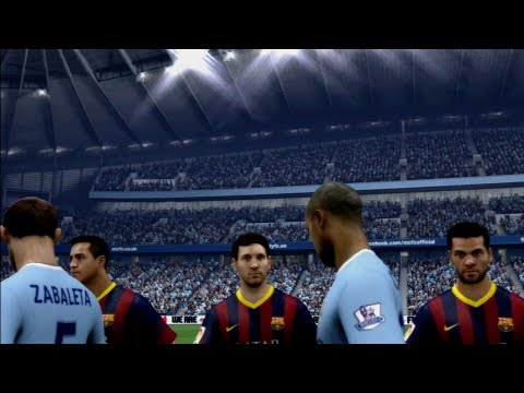 Prognose: Manchester City vs. Fc Barcelona[18.2.2014][Champions League]