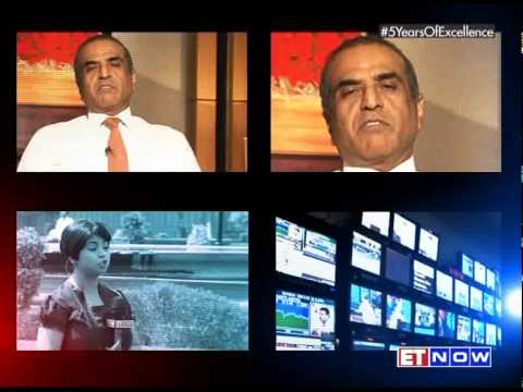 Sunil Mittal Wishes ET NOW On 5th Anniversary #5YearsOfExcellence