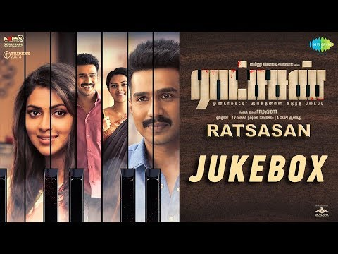 Ratsasan - Jukebox - Vishnu Vishal : Amala Paul