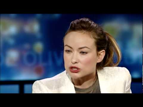 Olivia Wilde On Strombo, Olivia Wilde On Strombo: Full Interview