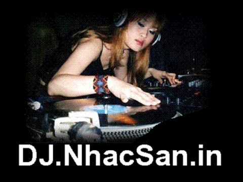 Nonstop - Lang nghe nhip dap trai tim - DJ Thuy co
